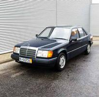unser kleinster: der Baby Benz, ganz ohne Extras. 35€ 1/2 Tag, 60€ 1/1 Tag